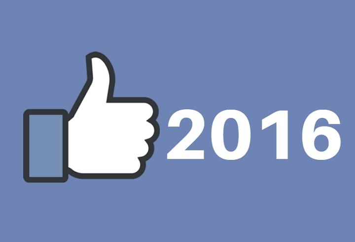 Facebook 2016: Los temas y vídeos más populares del año