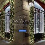 Google Window Wonderland, nuevo tour virtual en Nueva York a través de las mejores tiendas para la Navidad