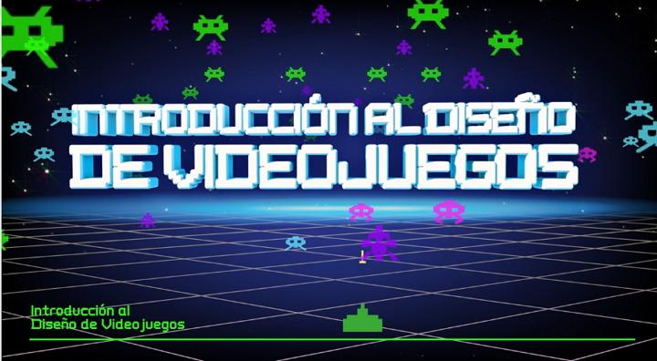 Curso sin costo de introducción al diseño de videojuegos