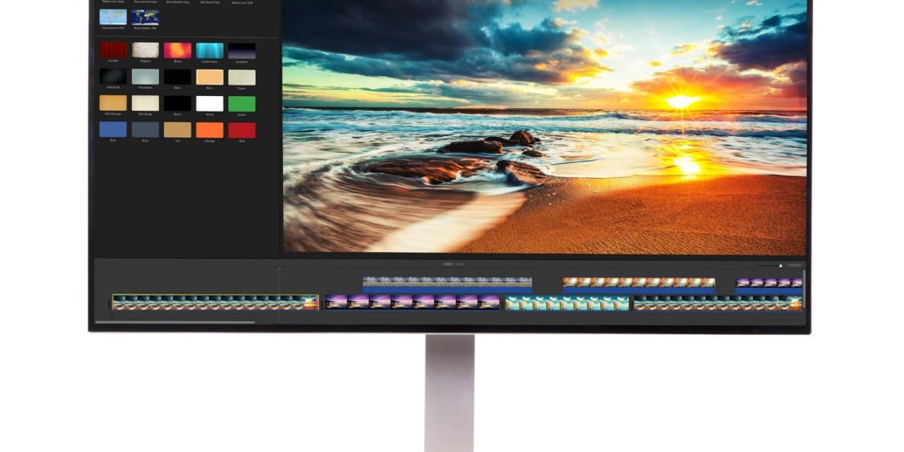 LG presentará el monitor LG 32UD99, 4K UHD compatible con HDR #CES2017