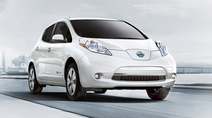 Nissan Leaf - Automóvil Eléctrico