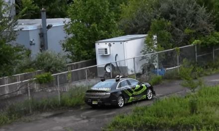 NVIDIA ya comenzó a probar su vehículo autónomo en California