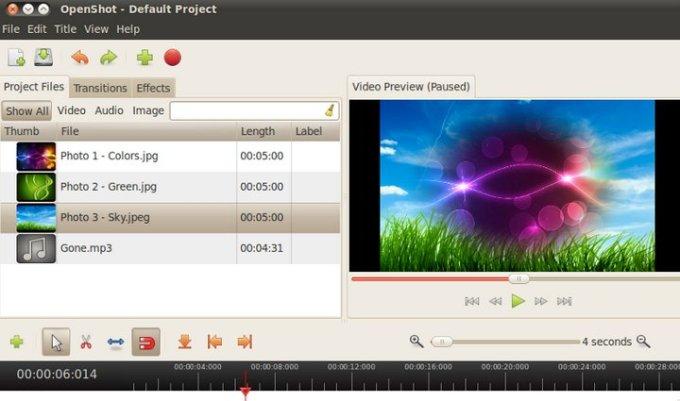 OpenShot 2.2