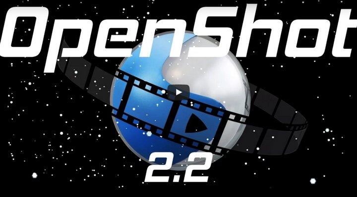 Nueva versión del estupendo editor de vídeo open source Openshot 2.2 ya permite editar vídeos en 4K