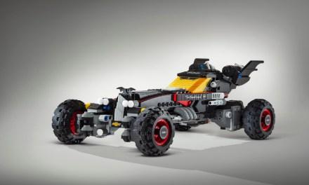 Chevrolet y Warners Bros se asocian para construir un Batimóvil con LEGO y lo presentan en NAIAS 2017