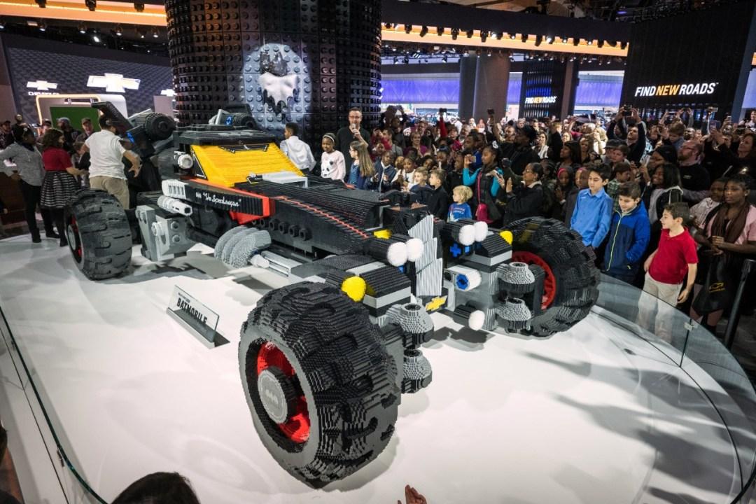 Chevrolet Batimóvil LEGO