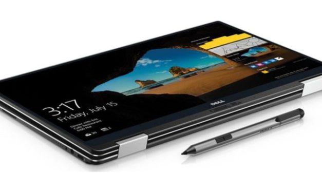 Dell anuncia nuevo modelo de su mejor laptop: Dell XPS 13 2 en 1 #CES2017