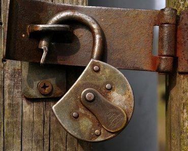 Puerta - Candado Abierto