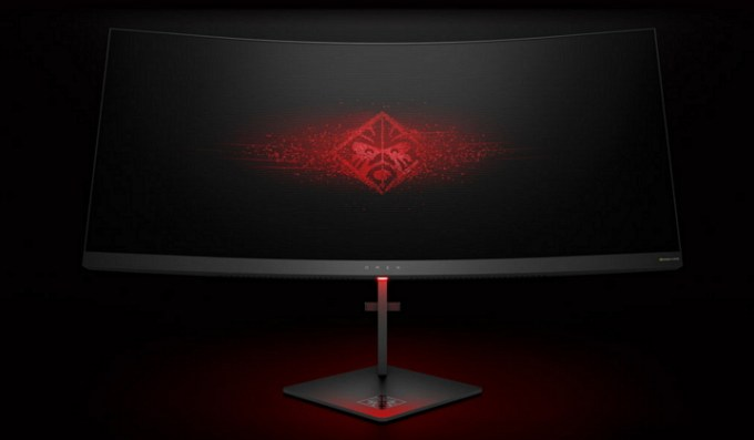 HP Omen X 35 Curved