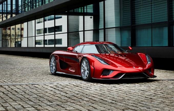 Koenigsegg Regera - Automóviles