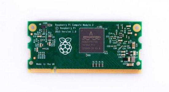 Raspberry Pi Módulo de Computación 3
