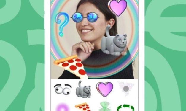 Finalmente los stickers y los filtros llegan a Tumblr!