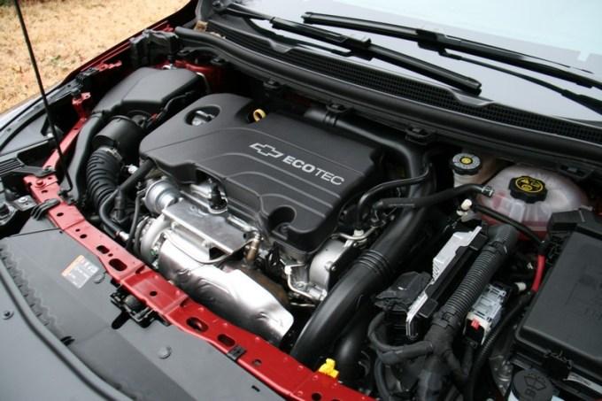 Chevy Cruze 2017 Hatchback