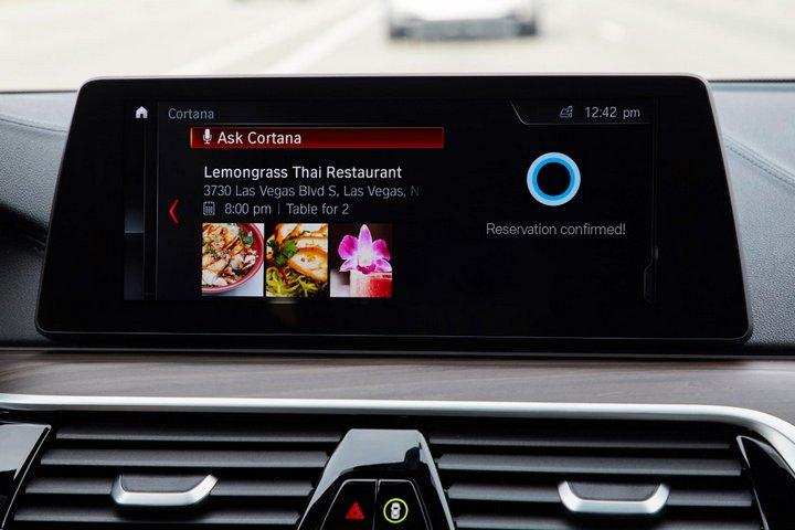 BMW - Coches Como Servicio - Asistente Digital