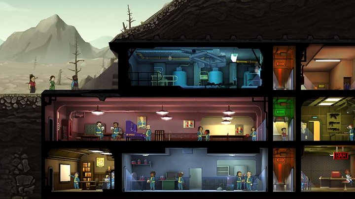 Windows 10 - Fallout Shelter