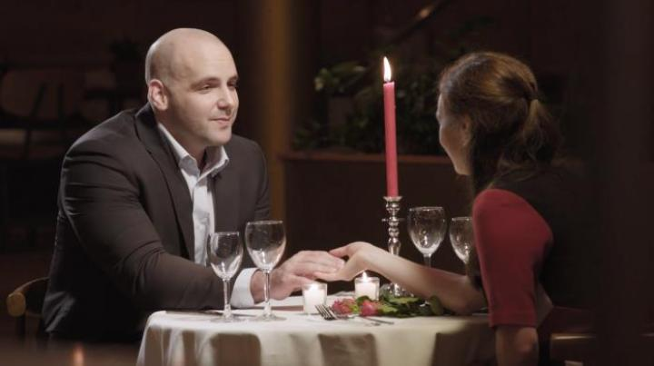 San Valentín - camareros - Ford Motor Company