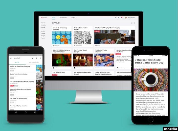 Pocket para iMessage facilita la búsqueda, navegación y compartir historias desde el chat