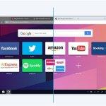 Opera lanza el Proyecto Reborn, con nueva interfaz, nueva barra lateral y más