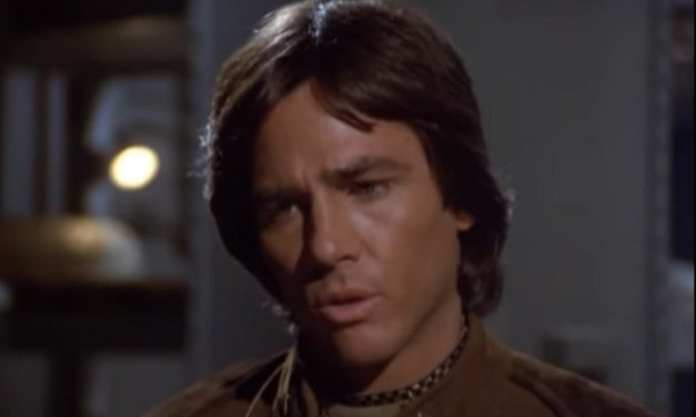 Muere Richard Hatch, el capitán Apollo en la serie original Battlestar Galáctica