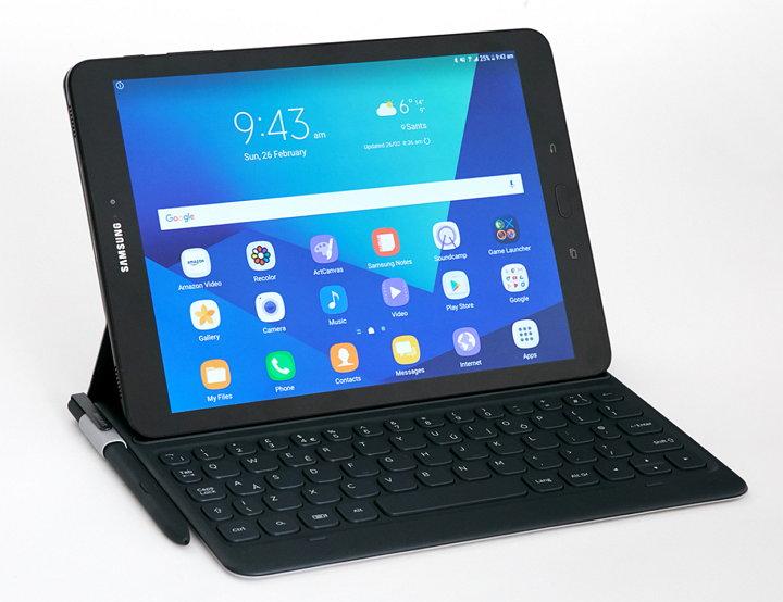 Samsung Galaxy Tab S3, nueva tableta optimizada para entretenimientos #MWC17 [Vídeos]