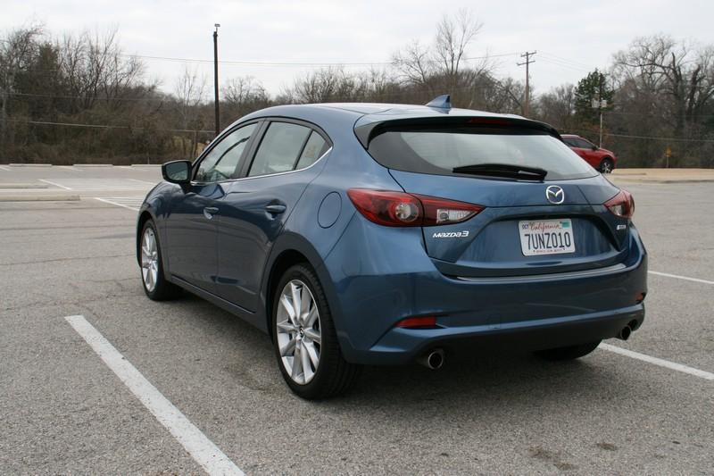 Mazda 3 2017 Hatchback