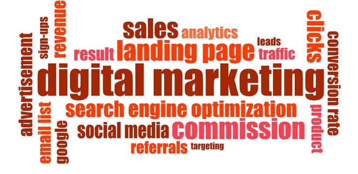 Digital Marketing - Marketing Online