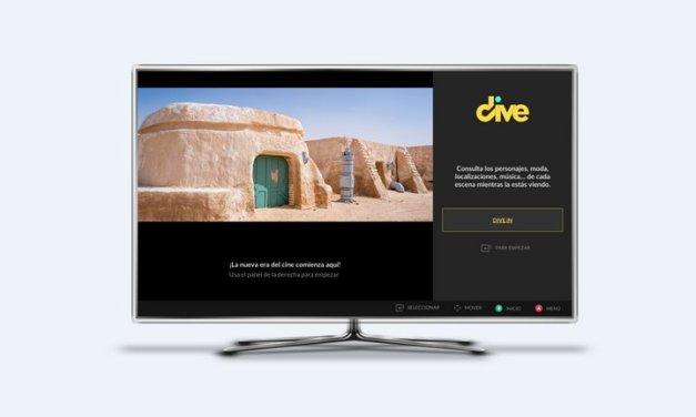 Conoce todos los secretos de la serie o película que estás viendo con la app Dive