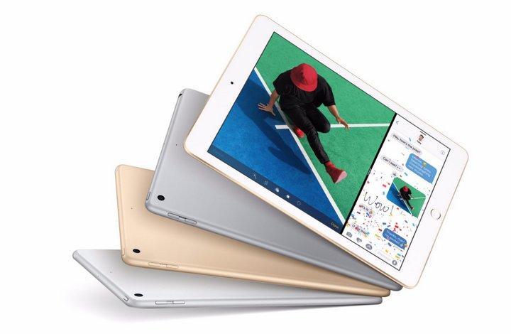 Anuncian una renovada Apple iPad de 9,7 pulgadas con Retina Display y mejor rendimiento