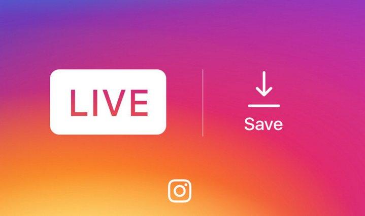 Instagram ahora permite guardar los Vídeos en Vivo (Live Video)