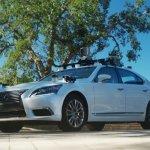 Vehículo Autónomo Toyota-Lexus