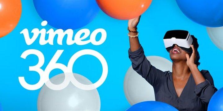 Finalmente Vimeo introduce soporte para vídeos de 360 grados