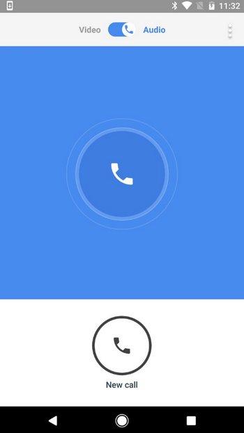 Google Duo Llamadas de Voz