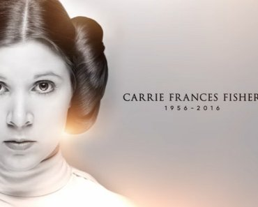 Star Wars - Tributo a Carrie Fisher