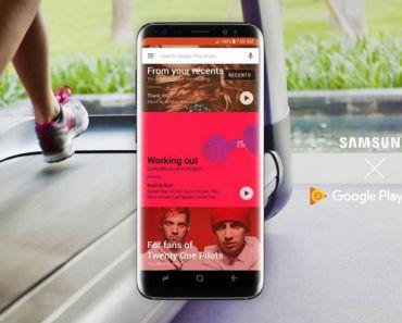 Google Play Music - Samsung