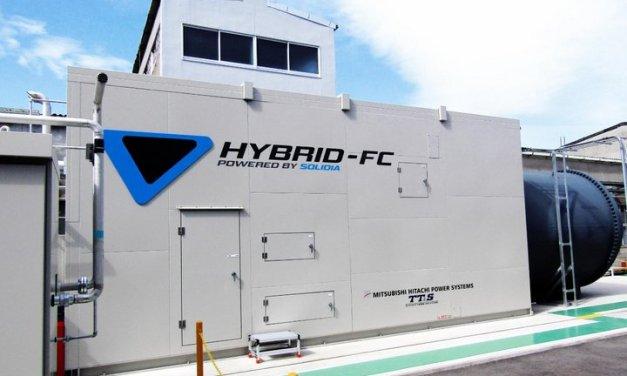 Toyota comienza a probar sistema híbrido de generación eléctrica de pila de combustible y gas