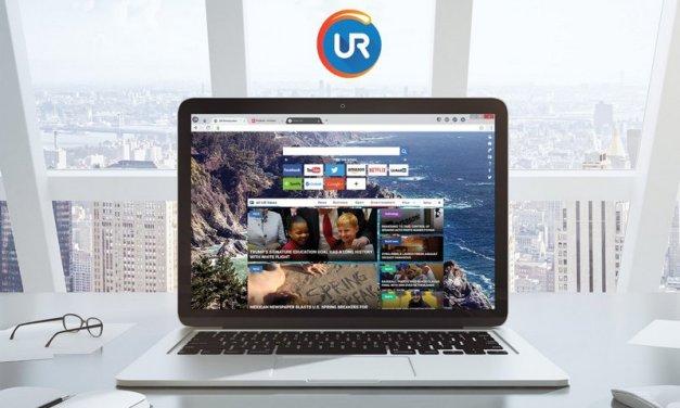El nuevo navegador UR en pocos meses ya superó el millón de descargas