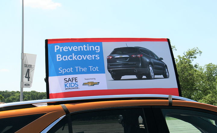 Chevrolet - Safe Kids - Spot the Tot