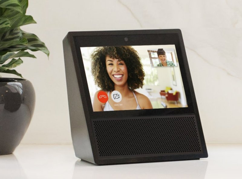 Amazon Echo Show - Multi-Room Music - Dispositivo Inteligente - Alexa