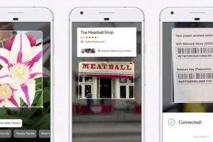 Google I/O - Google Lens