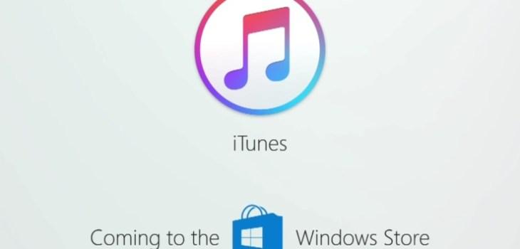 Windows 10 ' iTunes - Windows Store