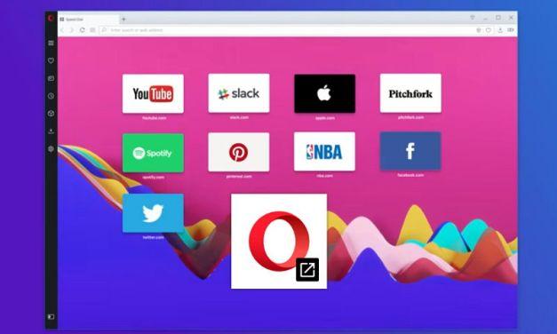 Lanzan versión estable de Opera Reborn con acceso rápido a WhatsApp y Messenger