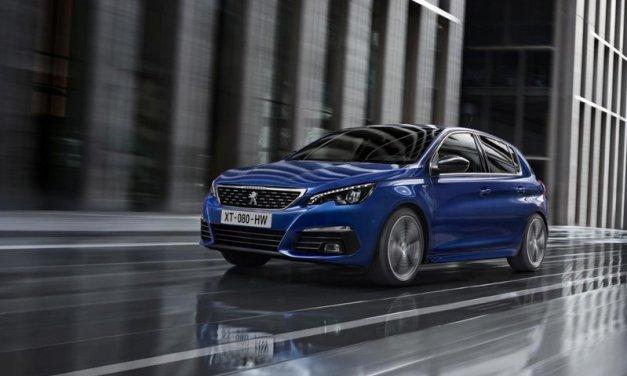 El nuevo Peugeot 308, muy elegante y con tecnología de avanzada