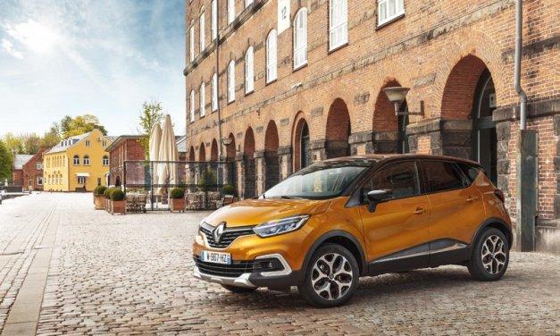 Renault Captur, un crossover que este año es más elegante y está más conectado que nunca