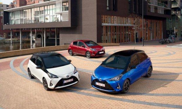 Estos serán los automóviles que Toyota presentará en el Automobile Barcelona 2017