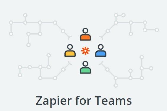 Zapier con la mira puesta en Enterprise lanza Zapier for Teams