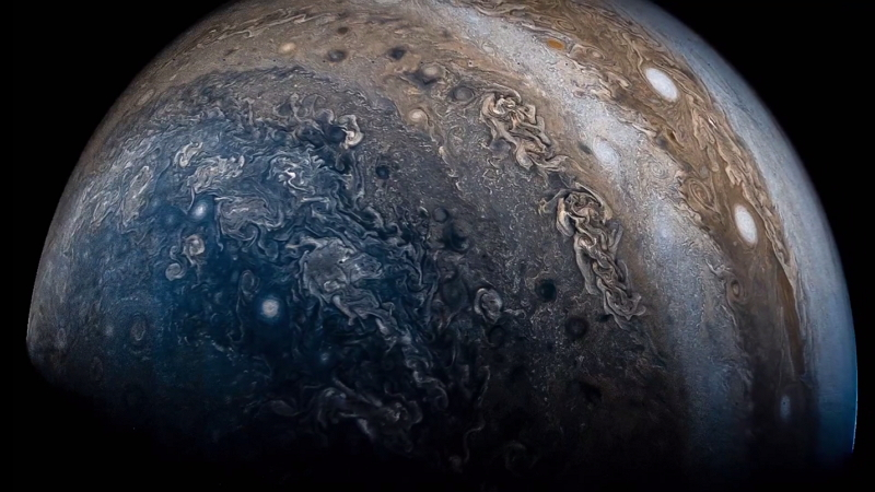 NASA - Sonda Espacial Juno - Júpiter - Lo más leído