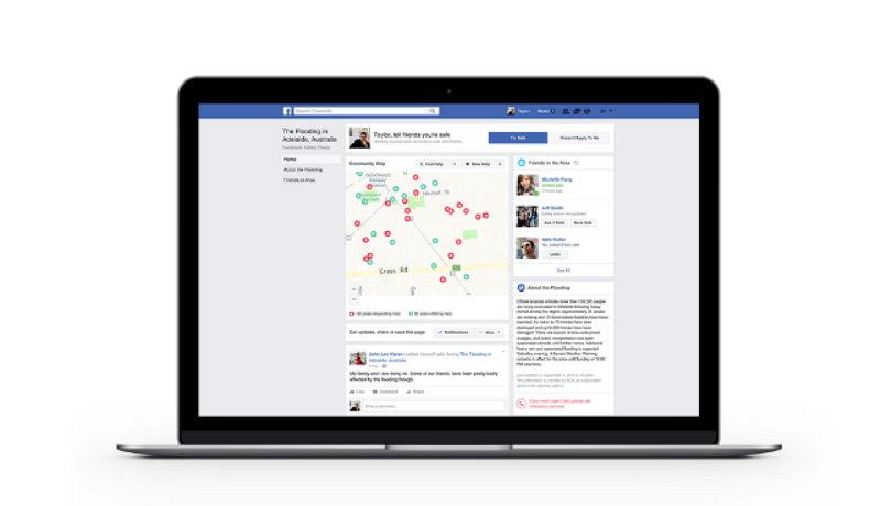 Facebook - Comprobación del Estado de Seguridad - Expansión de Ayuda de la Comunidad