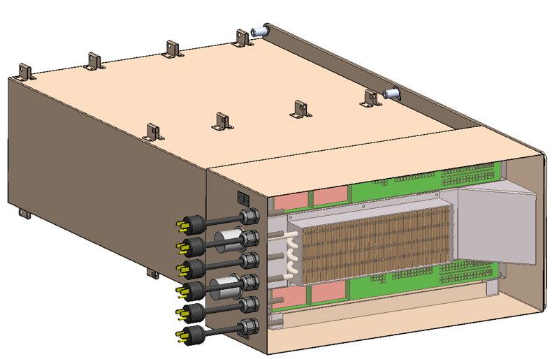 NASA - HPE - Spaceborne Computer - Supercomputadora