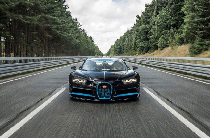 Bugatti Chiron - Lo más leído