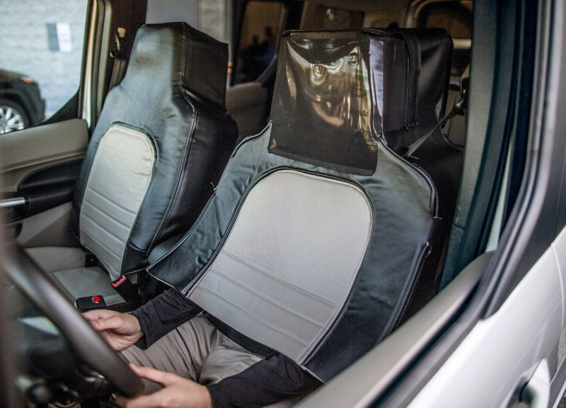 Ford Transit Connect - Vehículos Autónomos